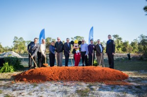 FLO Ground Breaking