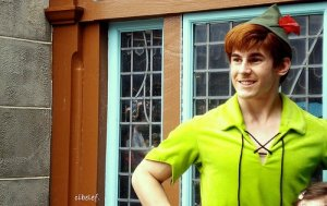 Peter Pan Meet & Greet