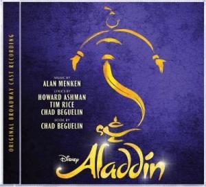 Aladdin - Broadway CD