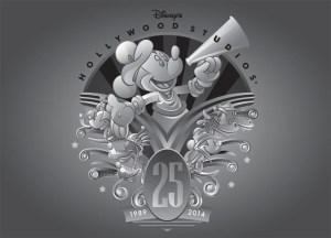 DHS 25th Anniversary Logo