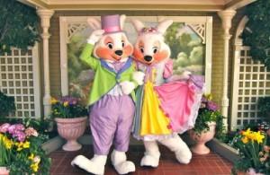 Disney Easter Bunnies