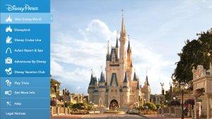 Disney Parks Smart TV App