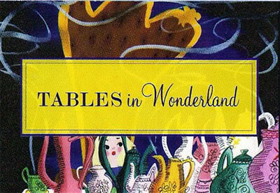 Restaurants and Lounges Added to Tables inWonderland