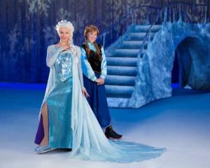 Feld Entertainment Disney On Ice Frozen Bridge