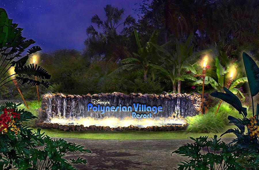 Walt Disney World Announces Re-Opening Date for Disney's Polynesian VillageResort