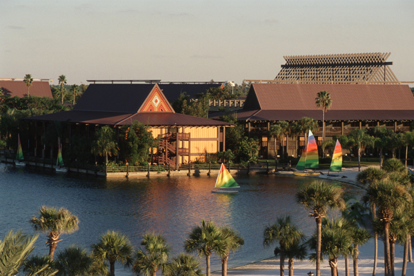 Walt Disney World Delays Re-Opening of Disney's Polynesian Village Resort