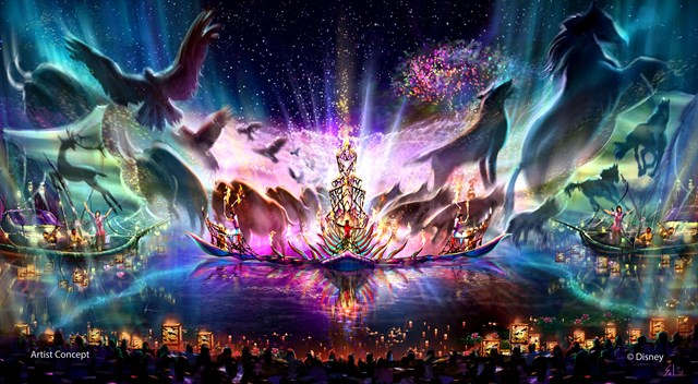Watch #DisneyParksLIVE Stream of 'Rivers Of Light' August 22 at 8:40 P.M. EDT