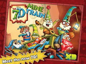 7D Mine Train Game