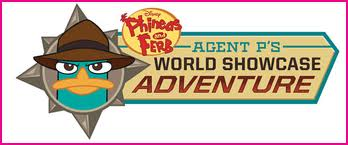 Use Your Smartphone to Play Agent P's World ShowcaseAdventure