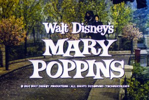 Mary Poppins Opening Credits