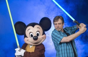 Mickey & Mark Hamill