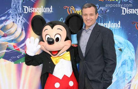 Disney Extends CEO Bob Iger's Contract to 2019