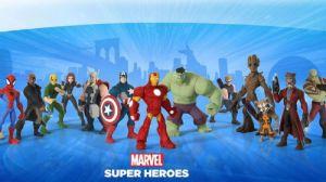 Disney Infinity Superheroes
