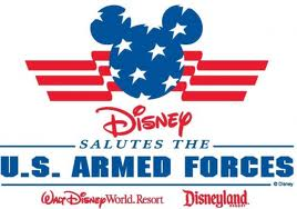 Disney Salutes Military