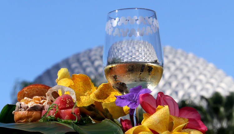 Reservations Now Open for Epcot Food and Wine Festival Special Events