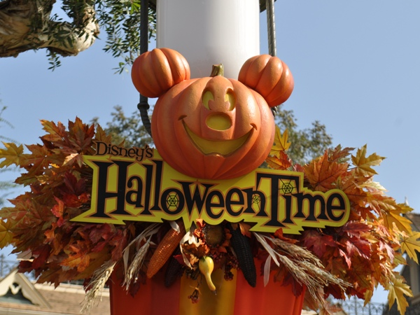 Scare up Some Fun with Halloween Time at the Disneyland Resort September 9 Through October31