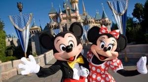 Mickey:Minnie - Disneyland