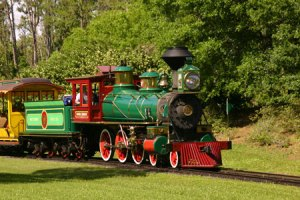 WDW Railroad