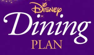 Disney Increases the Prices of Dining Plans