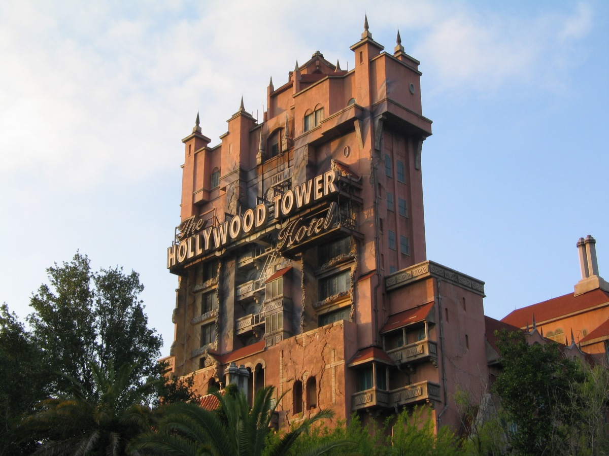 Disney World to Open Full-Service Bar Inside Tower of Terror