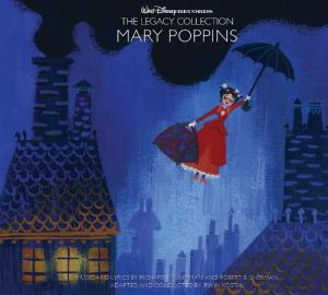 Walt Disney Records Mary Poppins