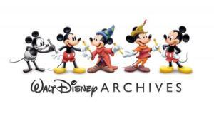 Walt Disney Archieves Logo