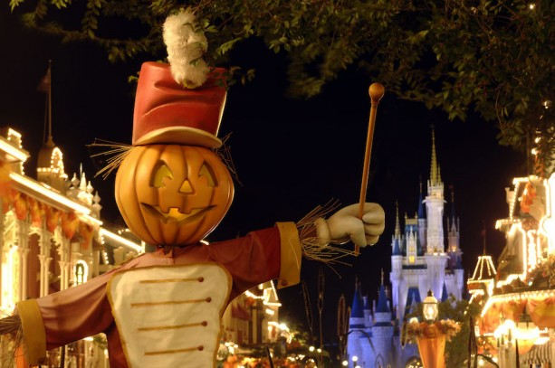 Mickey's Not-So-Scary Halloween Party Now Sold Out for October 31st