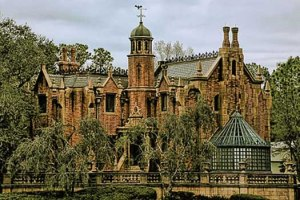 WDW Haunted Mansion
