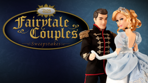 D23 Fairytale Couples