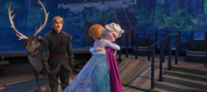 Frozen - Anna:Elsa Hug