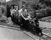 Walt Disney Trains