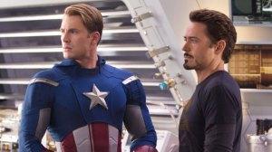 Captain America - Tony Stark