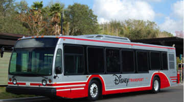 Disney's Saratoga Springs Resort to Discontinue Bus Service to Disney Springs