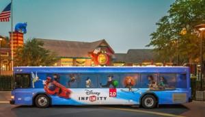 Disney Infinity 2.0 WDW Bus