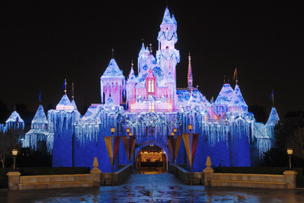 Holidays at the Disneyland Resort Returns with New 'World of Color,' Festival of Holidays andMore