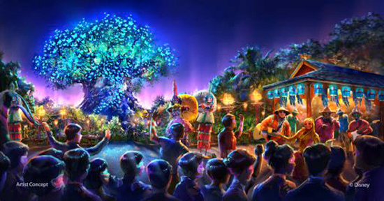 The World of Avatar Will Open May 27 at Disney's Animal Kingdom