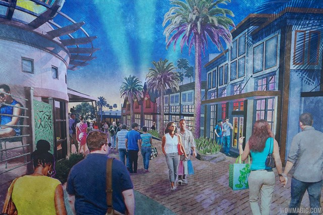 Disney Springs' Town Center to Debut May15th