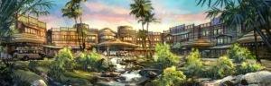 HKDL Disney Explorers Lodge