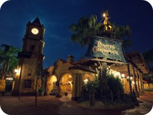 Magic Kingdom - Pirates of the Ultra-Wide Caribbean (Explored)