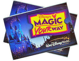 WDW Magic Your Way