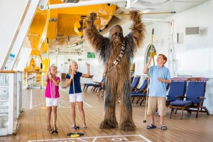 DCL - Star Wars at Sea - Chewie
