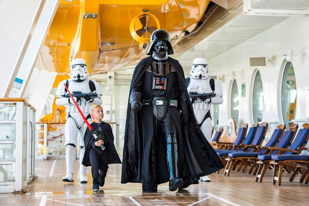 Star Wars Day at Sea Returns to Disney Cruise Line in Early 2018 on Select Disney FantasySailings