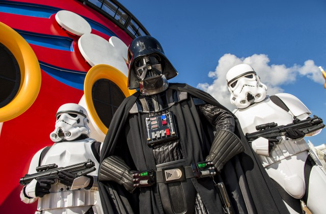 The Ultimate Day at Sea for Star Wars Fans Returns to Disney Cruise Line in 2017