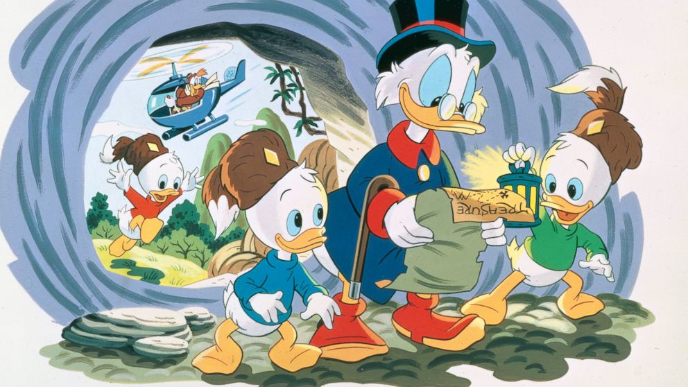 DuckTales Announces Premier Date, Unveils Updated ThemeSong