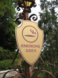 Smoking Areas