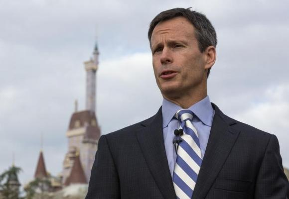 Thomas Staggs, Disney's Chief Operating Officer, is Leaving Company