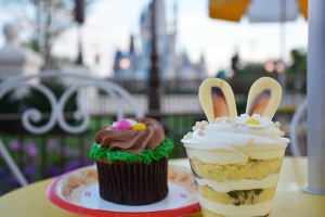 WDW Easter Cupcakes