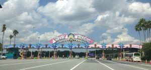 Magic-Kingdom Parking Plaza