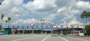 Magic-Kingdom Parking Plaza