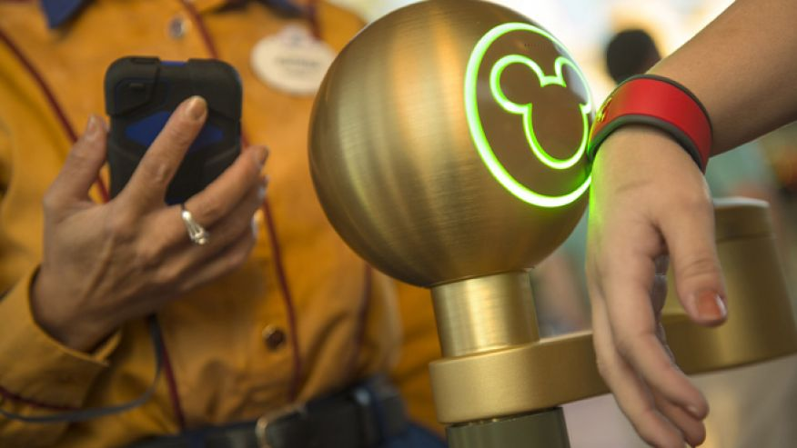 Walt Disney World Now Requiring Scanning of Kid's Fingers